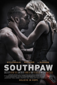 Southpaw Poster 1