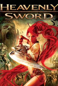 Heavenly Sword Poster 1