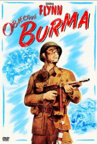 Objective, Burma! Poster 1