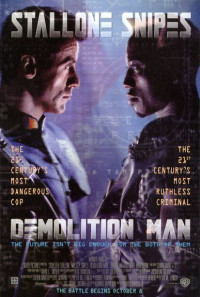 Demolition Man Poster 1