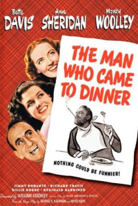 The Man Who Came to Dinner Poster 1