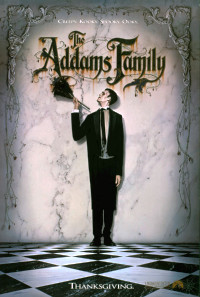 The Addams Family Poster 1