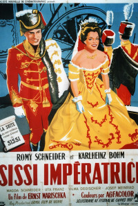 Sissi: The Young Empress Poster 1