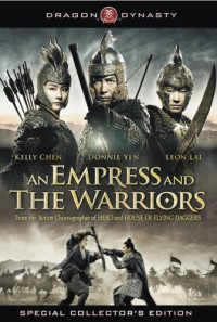 An Empress and the Warriors Poster 1