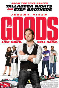 The Goods: Live Hard, Sell Hard Poster 1