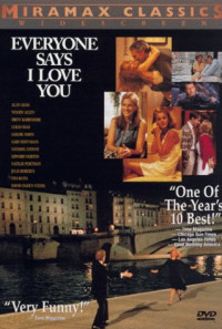 Everyone Says I Love You Poster 1