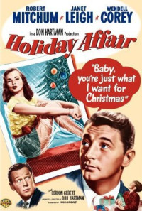 Holiday Affair Poster 1