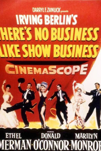 There's No Business Like Show Business Poster 1
