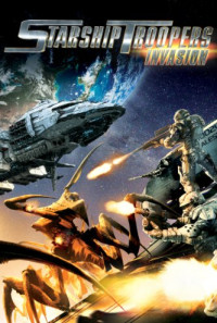Starship Troopers: Invasion Poster 1