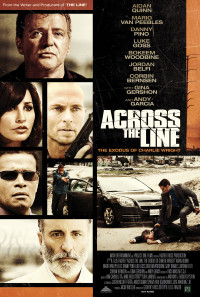 Across the Line: The Exodus of Charlie Wright Poster 1