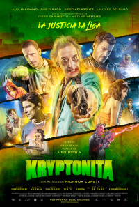 Kryptonita Poster 1