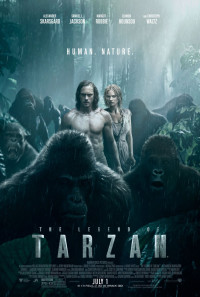 The Legend of Tarzan Poster 1