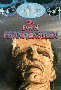 The Evil of Frankenstein Poster 1