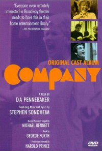 Original Cast Album: Company Poster 1