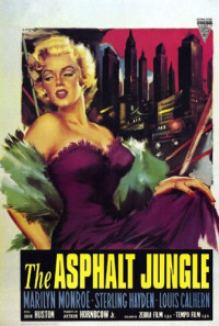 The Asphalt Jungle Poster 1