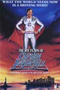 The Return of Captain Invincible Poster 1