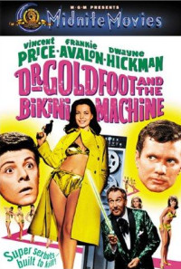 Dr. Goldfoot and the Bikini Machine Poster 1