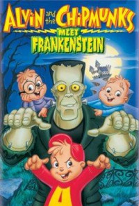 Alvin and the Chipmunks meet Frankenstein Poster 1