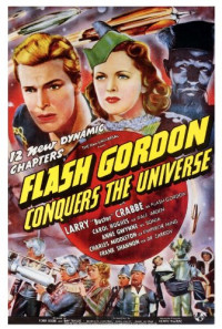 Flash Gordon Conquers the Universe Poster 1