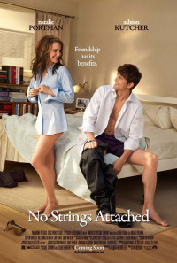 No Strings Attached Poster 1