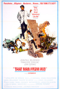 That Man from Rio Poster 1
