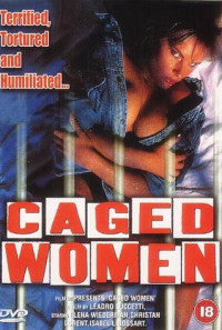Caged Women Poster 1