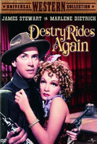 Destry Rides Again Poster 1