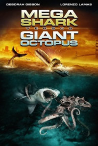 Mega Shark vs. Giant Octopus Poster 1