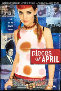 Pieces of April Poster 1