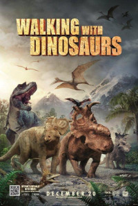 Walking with Dinosaurs 3D Poster 1