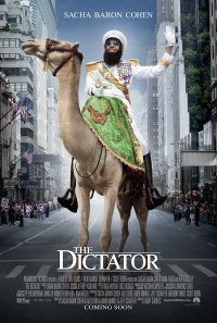 The Dictator Poster 1