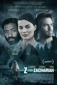Z for Zachariah Poster 1