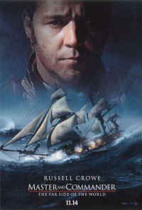Master and Commander: The Far Side of the World Poster 1
