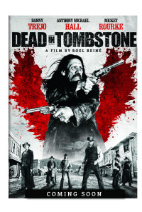 Dead in Tombstone Poster 1