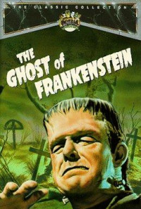 The Ghost of Frankenstein Poster 1