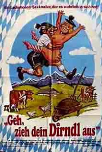 Love Bavarian Style Poster 1