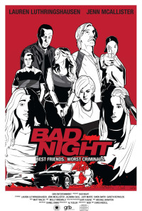 Bad Night Poster 1