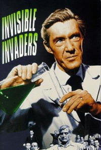 Invisible Invaders Poster 1