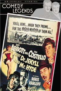 Abbott and Costello Meet Dr. Jekyll and Mr. Hyde Poster 1