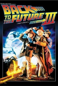 Back to the Future Part III Poster 1
