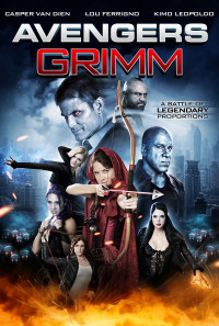 Avengers Grimm Poster 1
