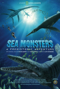 Sea Monsters: A Prehistoric Adventure Poster 1