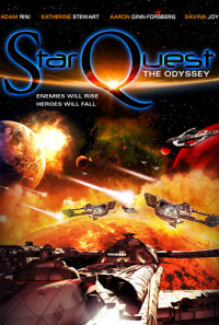 Star Quest: The Odyssey Poster 1