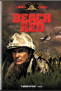 Beach Red Poster 1