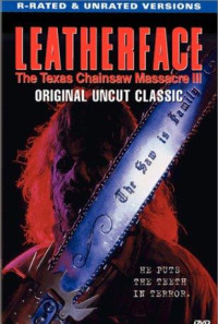 Leatherface: Texas Chainsaw Massacre III Poster 1