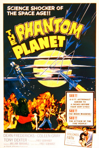 The Phantom Planet Poster 1