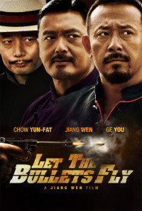 Let the Bullets Fly Poster 1