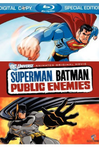 Superman/Batman: Public Enemies Poster 1