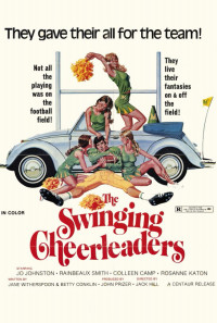 The Swinging Cheerleaders Poster 1