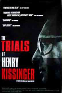 The Trials of Henry Kissinger Poster 1